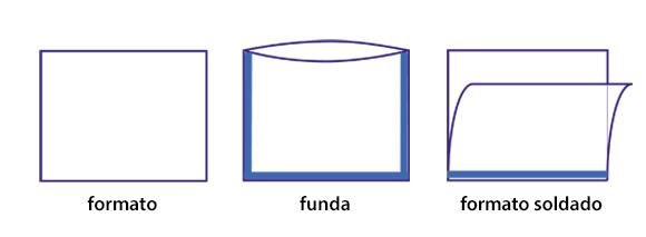 bolsas de PE - plástico de burbuja no adhesivo - Emballages Diffusion